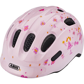 ABUS Smiley 2.0 Casco Bambino, rose princess